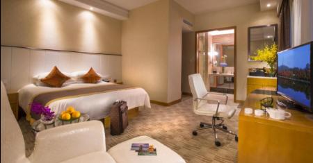 โรงแรม Huachen International Hotel, จีน