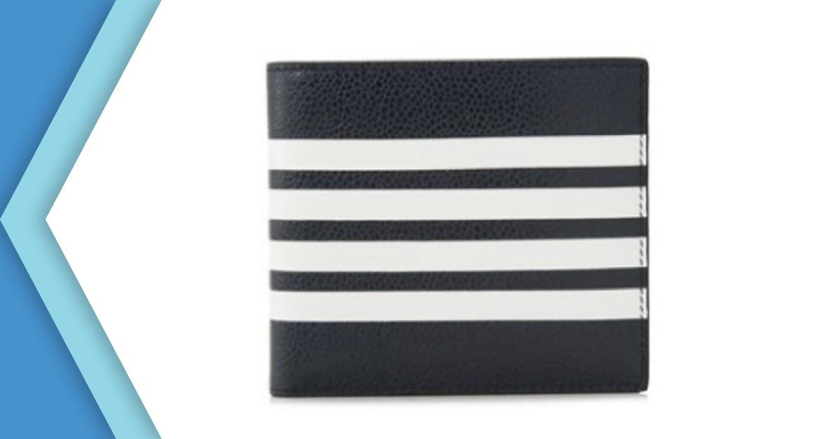 Thom Browne Bilfold Wallet