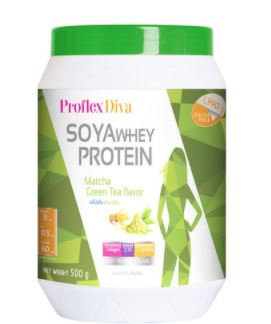 Whey Protein  ดีวา ชาเขียว 500 กรัม Picture