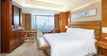 โรงแรม The Westin Nanjing Hotel นานกิง