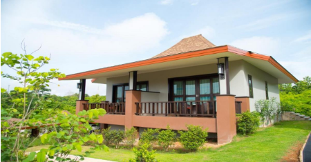 Agoda มอบส่วนลด : โรงแรม ภูชมหมอก รีสอร์ท | ใกล้สังขละบุรี กาญจนบุรี Picture