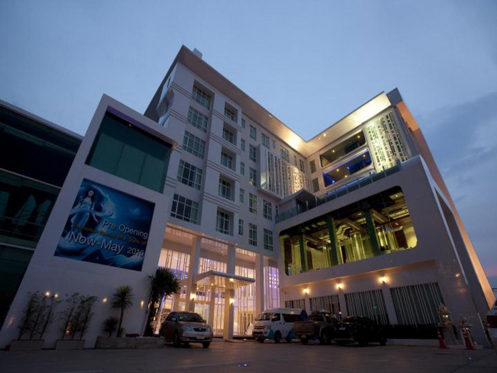 Glacier Hotel by Infinity Hotels and Resorts, Khonkaen
