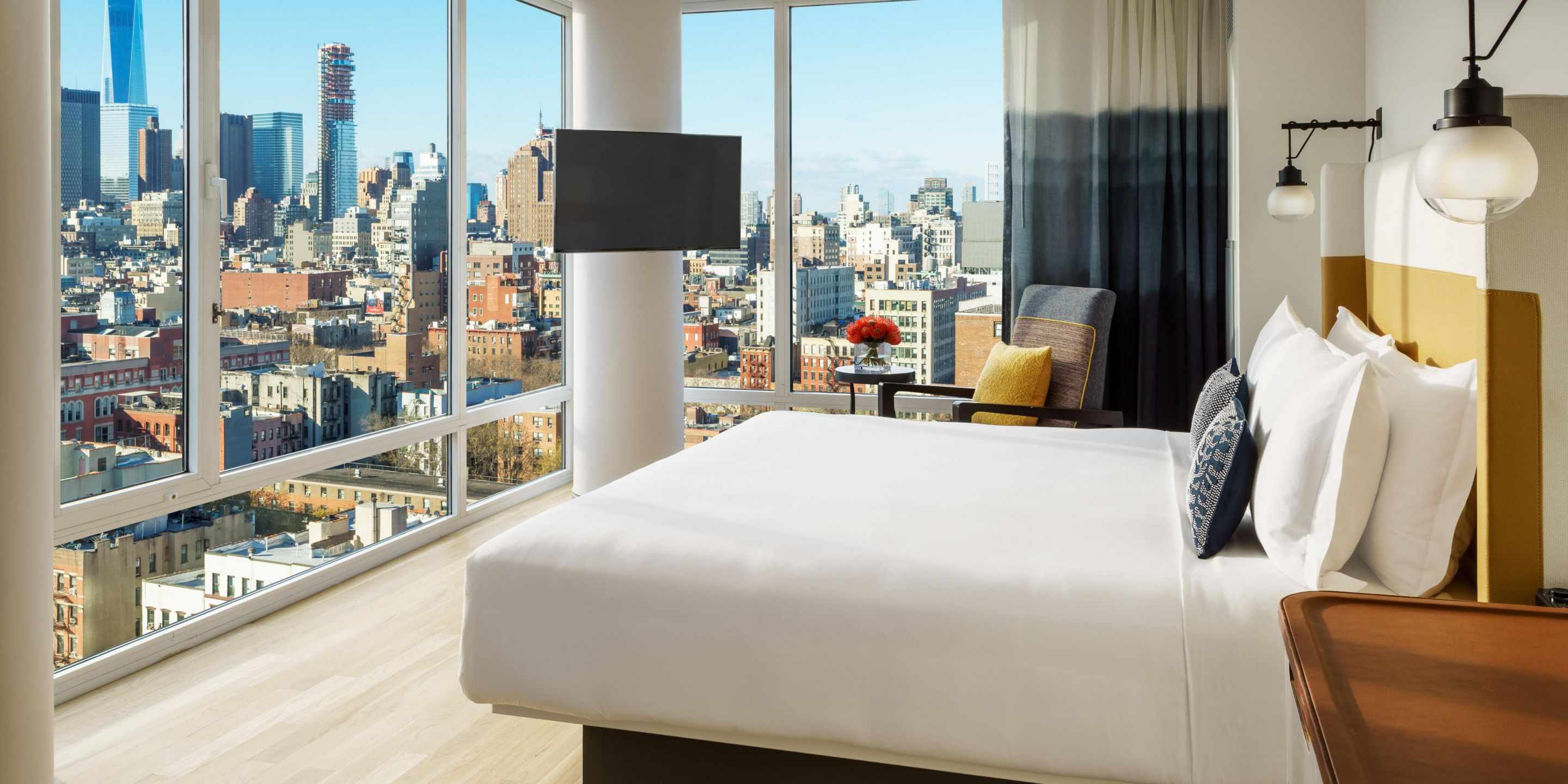 Hotel Indigo Lower East Side New York, New York, United States Picture