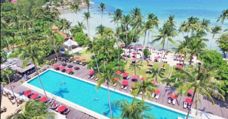 โรงแรมดิ เอ็มเมรัล โคฟ เกาะช้าง ( The Emerald Cove Koh Chang Hotel )