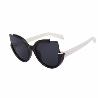 แว่นตา Sunglasses XIU Round Shade Summer Fashion  Picture