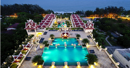 Grand Pacific Sovereign Resort & Spa, Cha-am, Phetchaburi, Thailand Picture