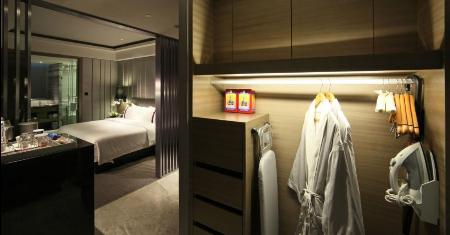 โรงแรม Rhombus Park Aura Chengdu Hotel เฉิงตู