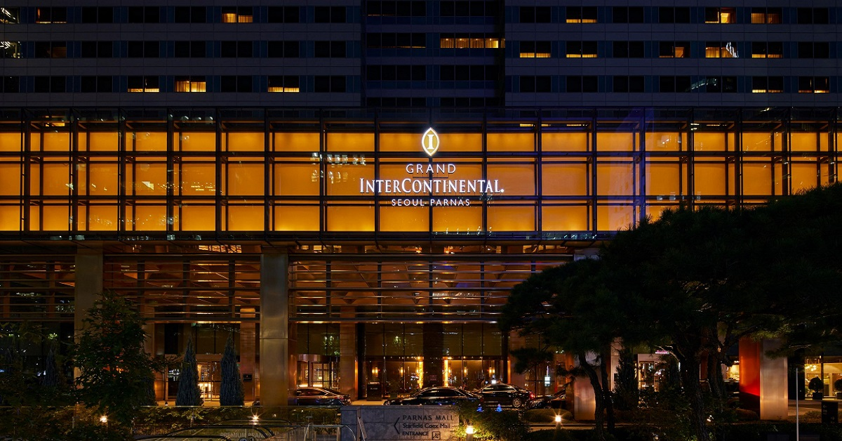 InterContinental Hotels Grand Seoul Parnas, Gangnam, Seoul Picture