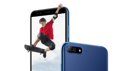 Huawei รุ่น Y7 Pro 2018 Picture
