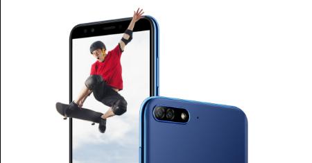 Huawei รุ่น Y7 Pro 2018