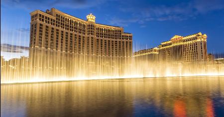 โรงแรม Bellagio , Las Vegas, NV Picture