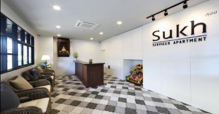 โปรโมชั่น อโกด้า ลดราคา โรงแรม สุข เซอร์วิซ อพาร์ตเมนต์ | ฟรี WIFI  Picture