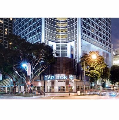 Carlton Hotel Singapore Picture