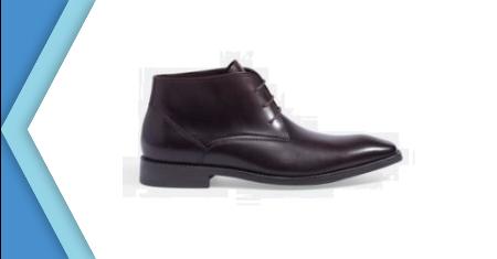 Mac & Gill รองเท้าบู๊ทหนังแท้ Chukka Boots แบบ Simplicity Gentle Picture