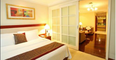 โรงแรม Metropark Hotel เซินเจิ้น