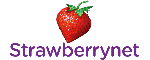 StrawberryNET Logo