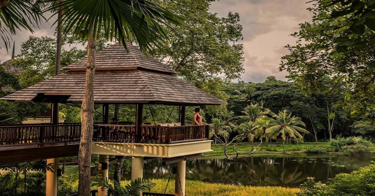 Four Seasons Resort Chiang Mai , Mae Rim , Chiang Mai  Picture