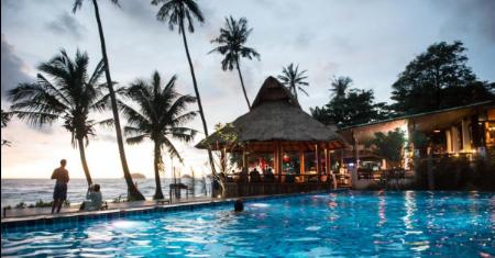 โรงแรม เนเจอร์บีช รีสอร์ท เกาะช้าง ( Nature Beach Resort )