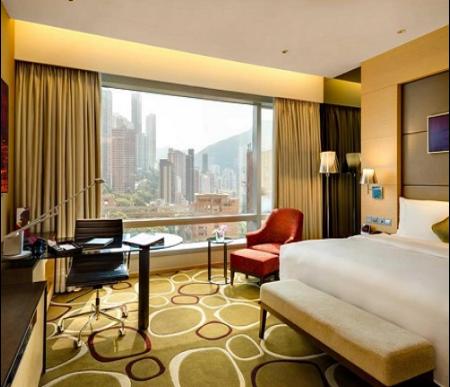 โรงแรม คราวน์ พลาซา ฮ่องกง คอสเวย์ เบย์ | คอสเวย์ เบย์  |ฮ่องกง