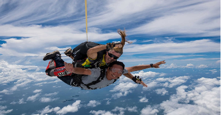 HIGHEST EXTREME SKYDIVE IN ASIA, THAILAND Picture