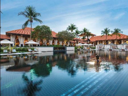 โรงแรม สิงคโปร์ : โซฟิเทล สิงคโปร์ เซ็นโตซ่า รีสอร์ท แอนด์ สปา