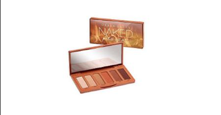 โปรโมชั่น BEAUTICOOL : Naked Petite Heat ราคาถูก สีร้อนแรงดังไฟเออร์!