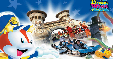 FULL DAY AT DREAM WORLD AMUSEMENT PARK FROM BANGKOK Picture