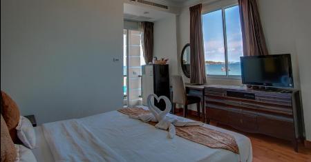 โรงแรม ซันโตซา รีสอร์ท เกาะล้าน