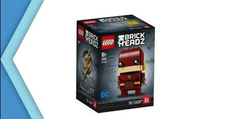 LEGO ตัวต่อเสริมทักษะ เดอะ แฟลช รุ่น 41598 Picture