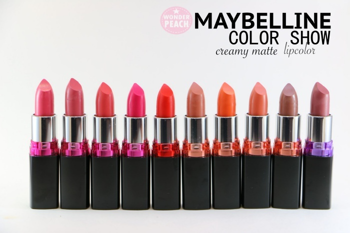 Maybelline Colorshow สี Barely Nude M301