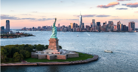 New York ตั๋วเครื่องบิน ไป-กลับ เริ่มต้น 40,705 บาท* Picture