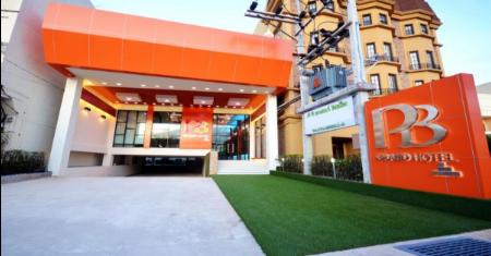 โค้ดส่วนลด Agoda : โรงแรม พีบี แกรนด์ อยู่ใกล้สนามบินแค่ 15 นาที! Picture