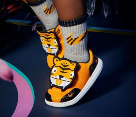 ไนกี้ ราคาพิเศษ : รองเท้าเด็กเล็ก ราคาถูก รุ่น KD11 Little Big Cats