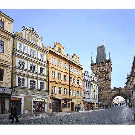 ส่วนลด Booking Charles Bridge Residence, Prague, Czech Republic