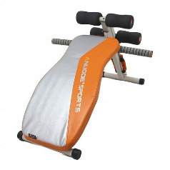 360 Ongsa Fitness เบาะนั่งซิทอัพ 3 in 1 รุ่น AND-618  ฟรี Push Up Bar Picture