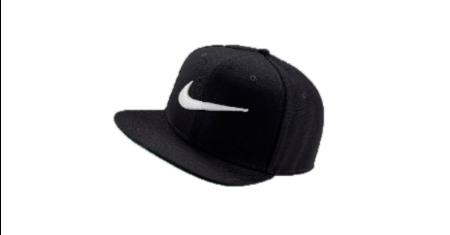 Nike Sportswear Pro Swoosh หมวก (ดำ/ขาว) Picture