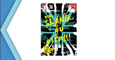 หนังสือ : ศัพท์ SLANG ดิบ ดาร์ค !!! (ผู้เขียน นายทีม) Picture