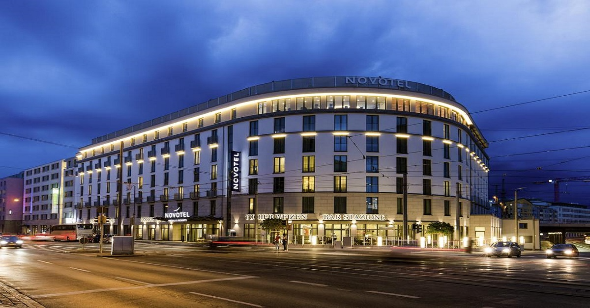 Novotel Nuernberg Messezentrum Hotel, Nürnberg, Germany