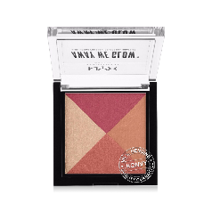NYX Professional Makeup Away We Glow Illuminating Powder #Sunset   Picture