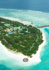 Meeru Island Resort & Spa in the Maldives! Picture