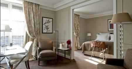 Le Burgundy Hotel โรงแรมเลอ เบอร์กันดีย์ ปารีส