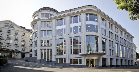 โรงแรม Einstein St. Gallen - Hotel Congress Spa เมือง St. Gallen Picture