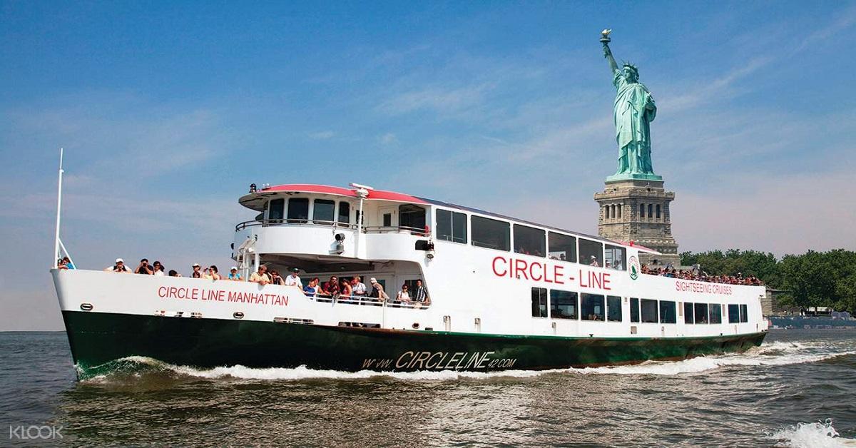 ล่องเรือชม นิวยอร์ก Best of NYC Cruise