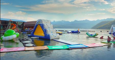 สยาม ซิลเวอร์ เลค รีสอร์ท กาญจนบุรี ( Siam Silver Lake Resort )