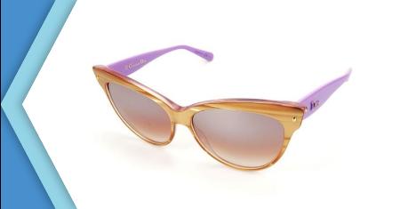 Christian Dior แว่นตากันแดด  Dior W6ON5 58