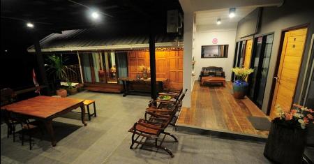 บ้านเคียงชล จ.อยธยา ประเทศไทย (Baan Keang Chol)