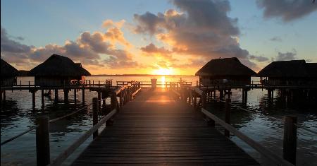 Sofitel Bora Bora Private Island Hotel  Nunue  French Polynesia Picture