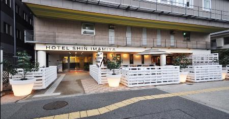 Hotel Shin Imamiya , Osaka , Japan Picture