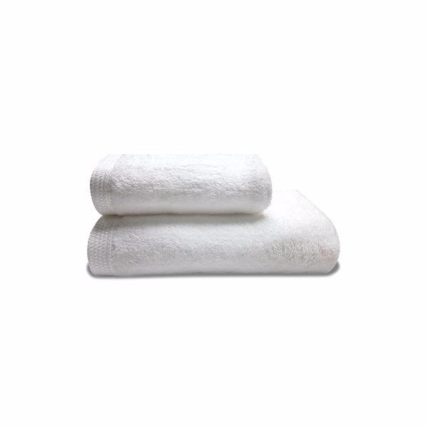 Promotion Bath Linen  ชุดผ้าขนหนู CANNON  2 ชิ้น  สีขาว Picture