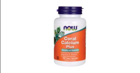 Now food Coral Calcium Plus Picture